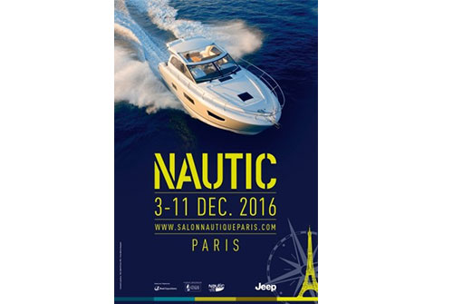 salon nautic 2016